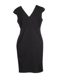 Virginie Castaway Short Dresses Black