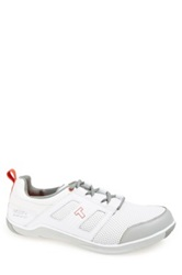 True Linkswear 'True Lyt Dry' Waterproof Golf Shoe Men White