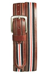 Men's Jack Mason Brand 'Tailgate Arkansas Razorbacks' Belt