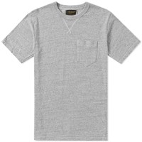National Anthem Athletic Goods V Pocket Tee Grey