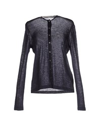 4Db Light Knitwear Cardigans Women Dark Blue