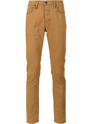 Neuw Slim Fit Jeans Brown