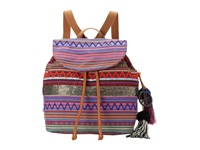 Sam Edelman Bella Tribal Backpack Multi Backpack Bags