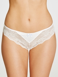 Collection By John Lewis Lana Bridal Briefs Ivory
