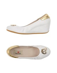 Braccialini Footwear Courts Women White