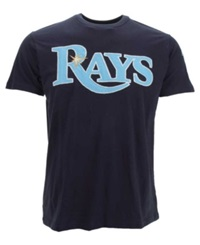 '47 Brand Men's Tampa Bay Rays Fieldhouse T Shirt Navy