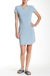 Rdi Short Sleeve Jersey Dress Petite Blue