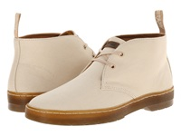 Dr. Martens Mayport 2 Eye Desert Boot Sand Overdyed Twill Canvas Men's Lace Up Boots Beige