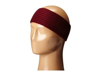 Hat Attack Cashmere Headband Burgundy Headband