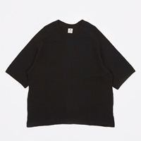 Sasquatchfabrix. Window Waffle Half Sleeve Black