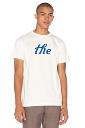 The Hill Side The' Tee White