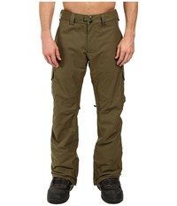 Burton Mb Cargo Pant Mid Keef 1 Men's Casual Pants Brown