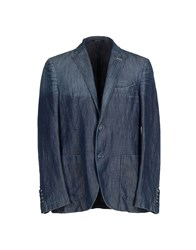 Calvaresi Denim Denim Outerwear Men Blue
