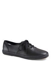 Forever 21 Keds Champion Originals Leather Sneakers Black