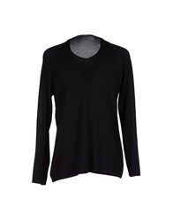 Kai Aakmann Knitwear Jumpers Men Black