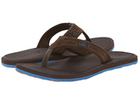 Sperry Sharktooth Thong Brown Men's Sandals