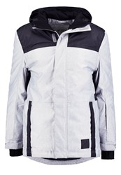 Your Turn Active Snowboard Jacket Mottled Grey
