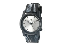 Rip Curl Cambridge Silicone Charcoal Watches Gray