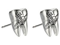 Vivienne Westwood Blake Single Stud Earring Rhodium
