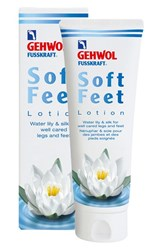 Gehwol Soft Feet Lotion 4.4 Oz No Color