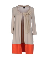 1 One Cardigans Beige