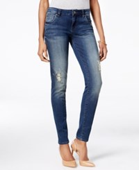 Kut From The Kloth Mia Laugh Wash Skinny Jeans