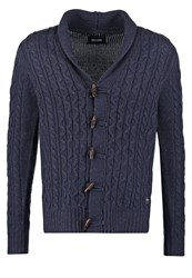 Only And Sons Onsbrody Cardigan Night Sky Dark Blue