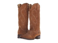 Stetson Reagan Square Brown Cowboy Boots