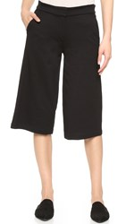 Getting Back To Square One Culottes Black