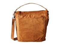 Cowboysbelt Ellesmere Chestnut Cross Body Handbags Brown
