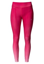 Puma Tights Rose Redgradient Pink