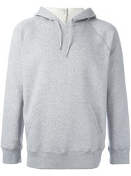 Our Legacy 'Single' Hoodie Grey