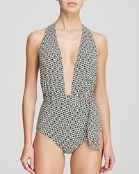 Ondademar Misty Pearls One Piece Swimsuit