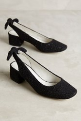 Anthropologie Bettye Muller Weekend Slingbacks Black
