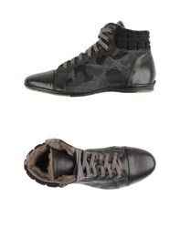 Alexander Hotto Footwear High Tops And Trainers Men