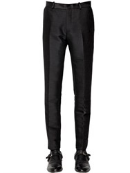 Maison Martin Margiela 18Cm Shaded Cotton And Wool Blend Pants