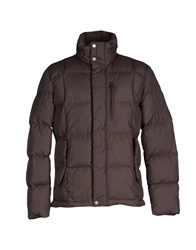 Geox Down Jackets Cocoa