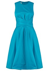 Hobbs Twitchill Cocktail Dress Party Dress Jewel Blue