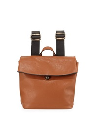 Neiman Marcus Misto Fold Over Backpack Earth