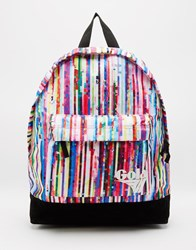 Gola Printed Backpack Multiblack