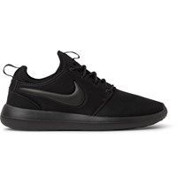 Nike Roshe Two Mesh Sneakers Black