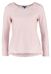 Tom Tailor Long Sleeved Top Cherry Blossom Pink