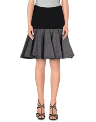 I'm Isola Marras Skirts Knee Length Skirts Women Black