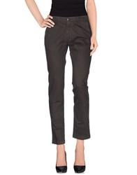 One Seven Two Trousers Casual Trousers Women Lead