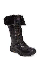 Uggr Women's Ugg Adirondack Tall Exotic Velvet Waterproof Winter Boot