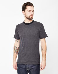 Only And Sons Asmus Fitted Fishtail T Shirt Grey