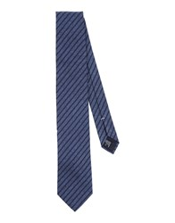 Tombolini Accessories Ties Men Slate Blue