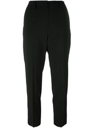Forte Forte Classic Trousers Black
