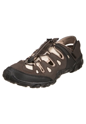 Lumberjack Jose Walking Sandals Dark Brown