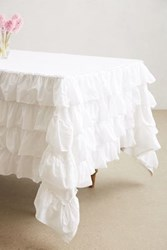 Anthropologie Petticoat Tablecloth Neutral